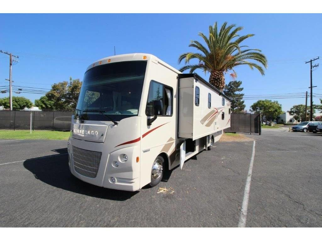 RV rentals in San Diego California