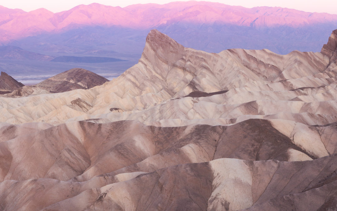 Navigating Extremes at Death Valley National Park