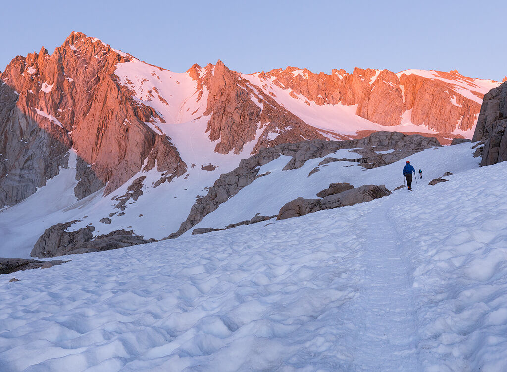 Mount Whitney Hike in Sequoia National Park
