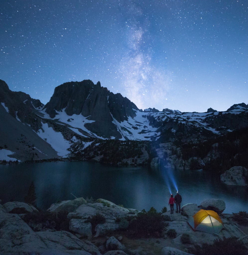 Temple Crag Best Places to Camp in California