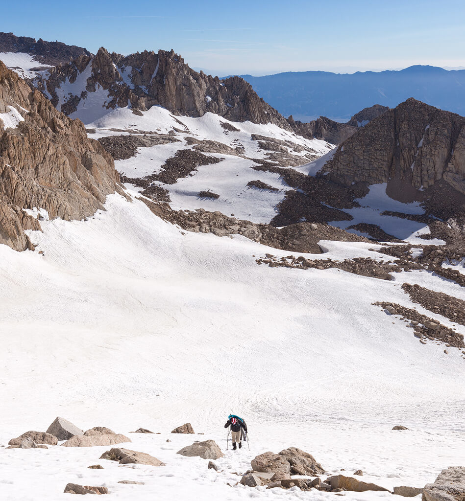 Reaching the Summit of Mount Whitney in Sequoia National Park
