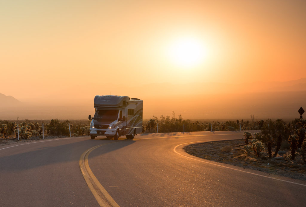 RV Road Trip to Joshua Tree National Park