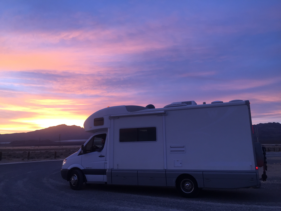 National Park Road Trip with RV Rental