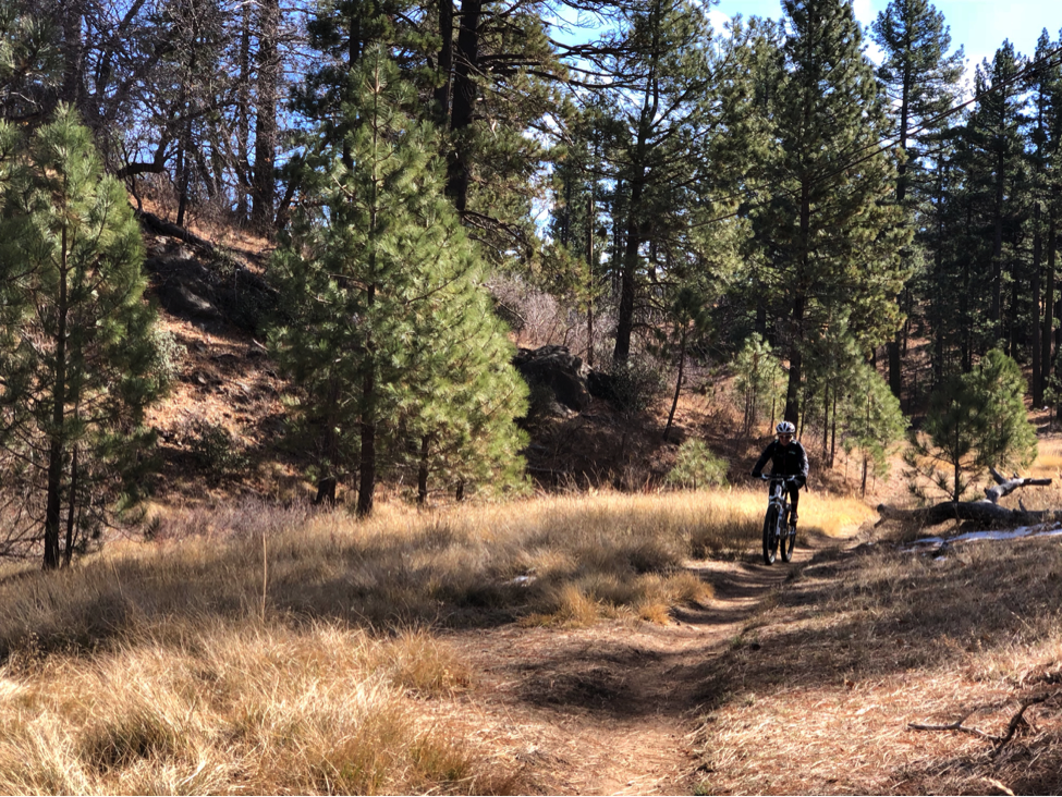 Big Laguna Mountain Biking
