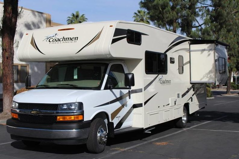 Coachmen Freelander RV rental in San Diego