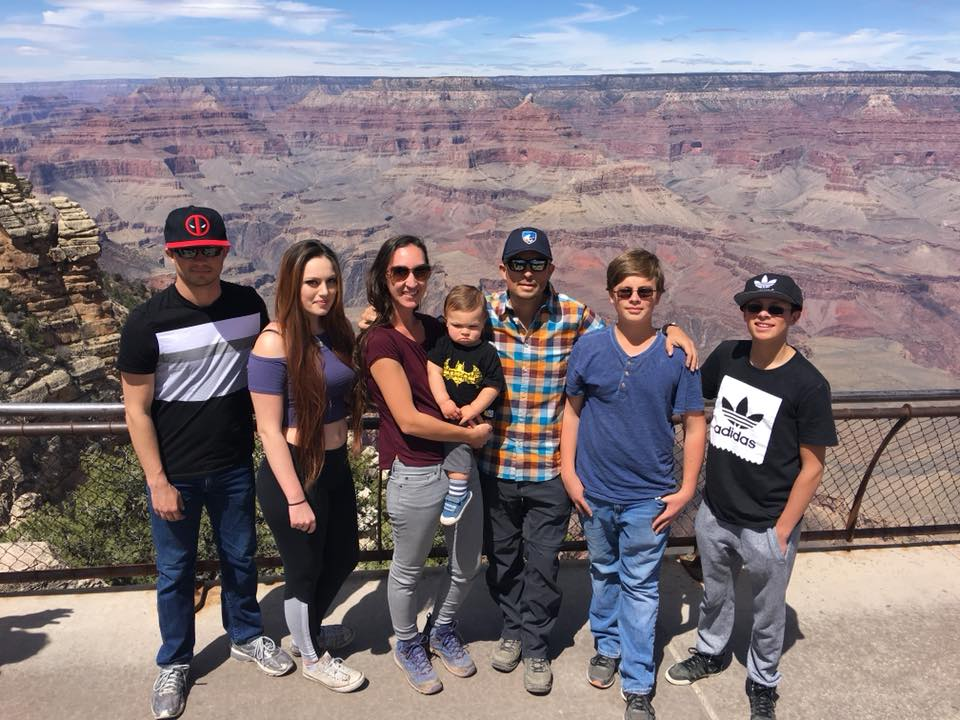 RV Family Grand Canyon