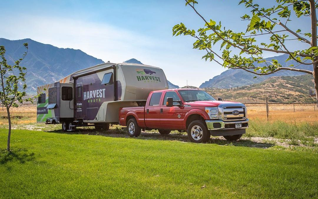 How a Harvest Hosts Membership Can Supercharge Your RV Adventures