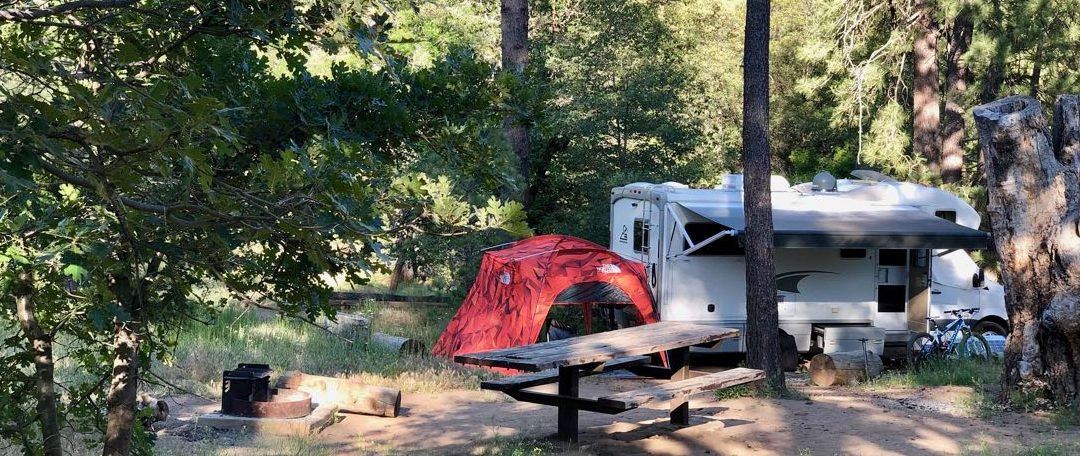 2019 Mount Laguna Trail Fest RV Package