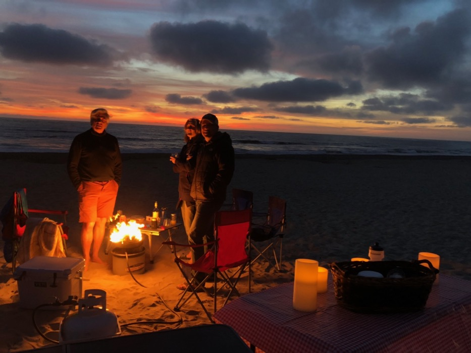 Beach Approved Bonfire
