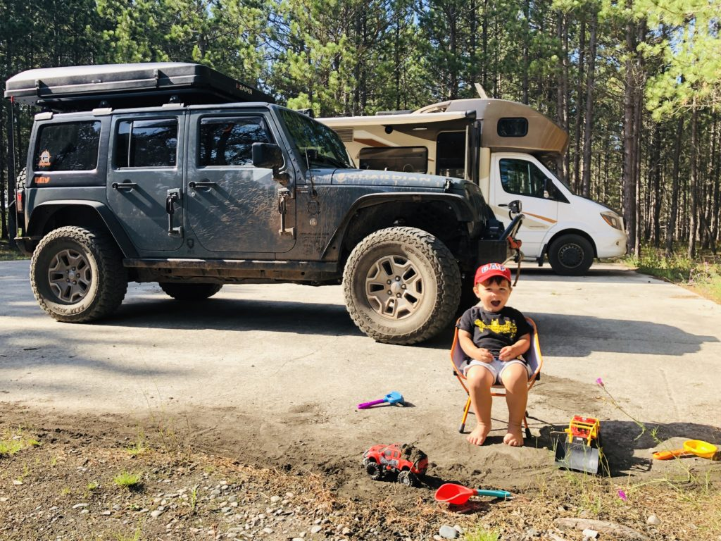 RV Campground Activities During COVID Recovery